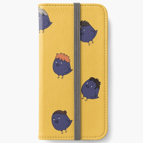 Karasuno Crows 2.0 iPhone Wallet