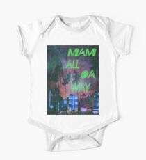 Miami all da way Kids Clothes