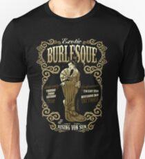 Burlesque Unisex T-Shirt