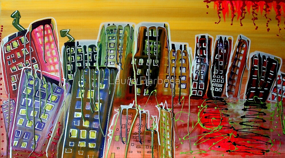 Color My City by Laura Barbosa