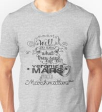 Veronica Mars- Marshmellow T-Shirt