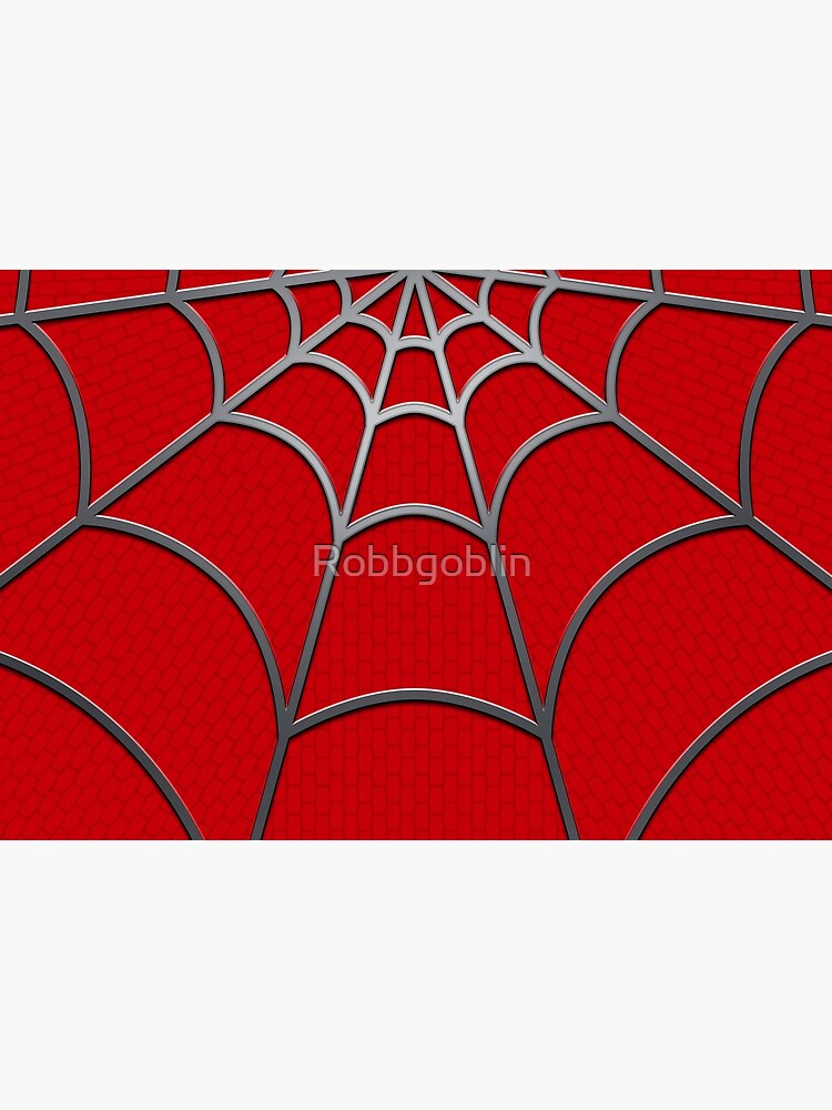 Spider Web RED Tobey by Robbgoblin