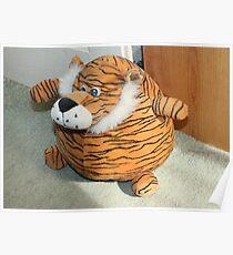 Tiger DoorStop Poster