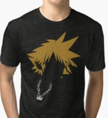 Sora - Kingdom Hearts Tri-blend T-Shirt