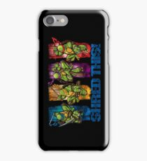 Shred This! iPhone Case/Skin