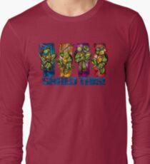 Shred This! Long Sleeve T-Shirt