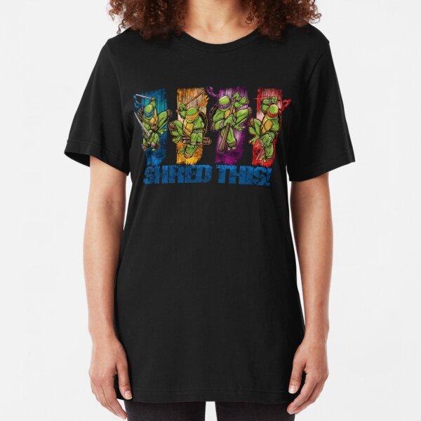 Shred This! Slim Fit T-Shirt