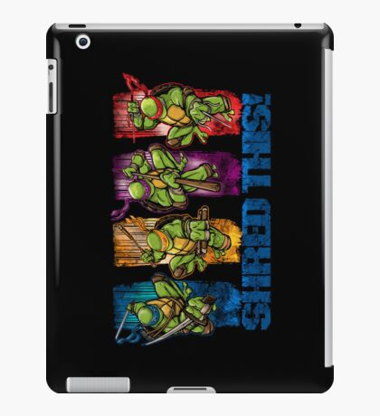 Shred This! iPad Case/Skin