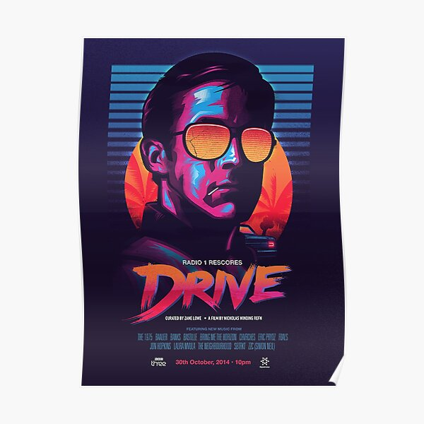 Drive Poster Poster