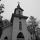 Lutheran Church  by WildestArt