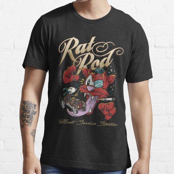 Rat Rod Hellcat Essential T-Shirt