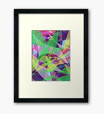Vegetables Framed Print