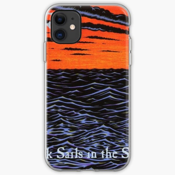 Black Sails in the Sunset iPhone Soft Case