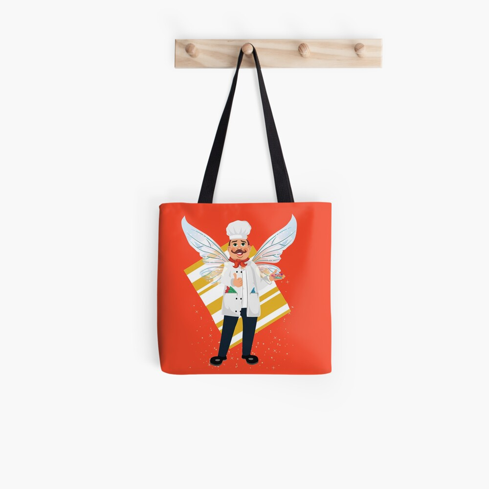 Bubba The Head Candy Taster Fairy™ Tote Bag
