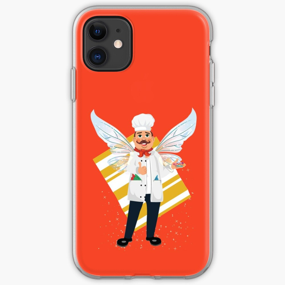 Bubba The Head Candy Taster Fairy™ iPhone Case & Cover