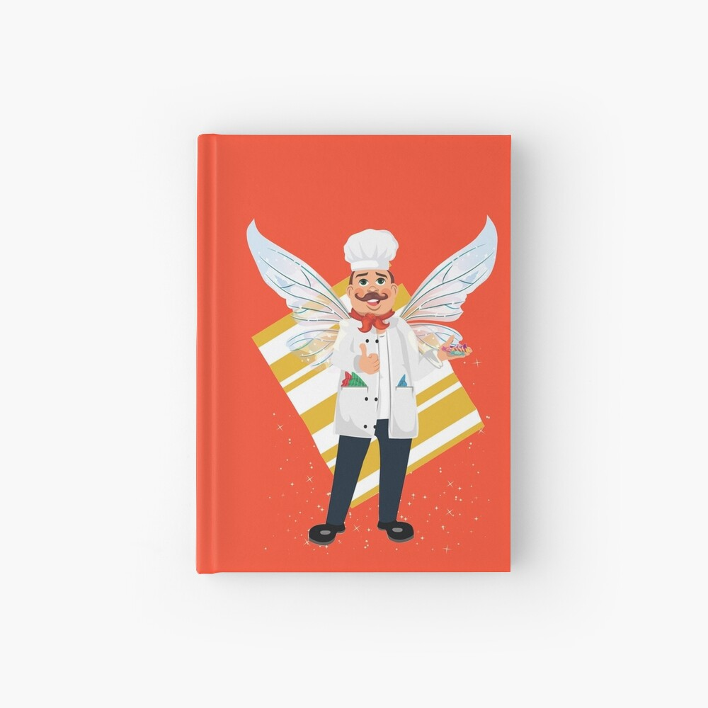 Bubba The Head Candy Taster Fairy™ Hardcover Journal