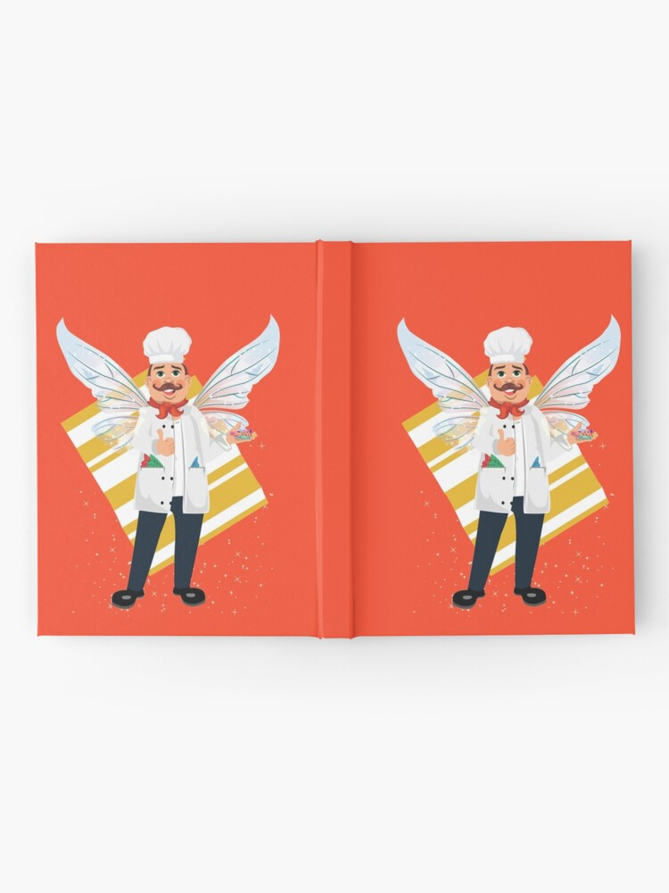 Alternate view of Bubba The Head Candy Taster Fairy™ Hardcover Journal