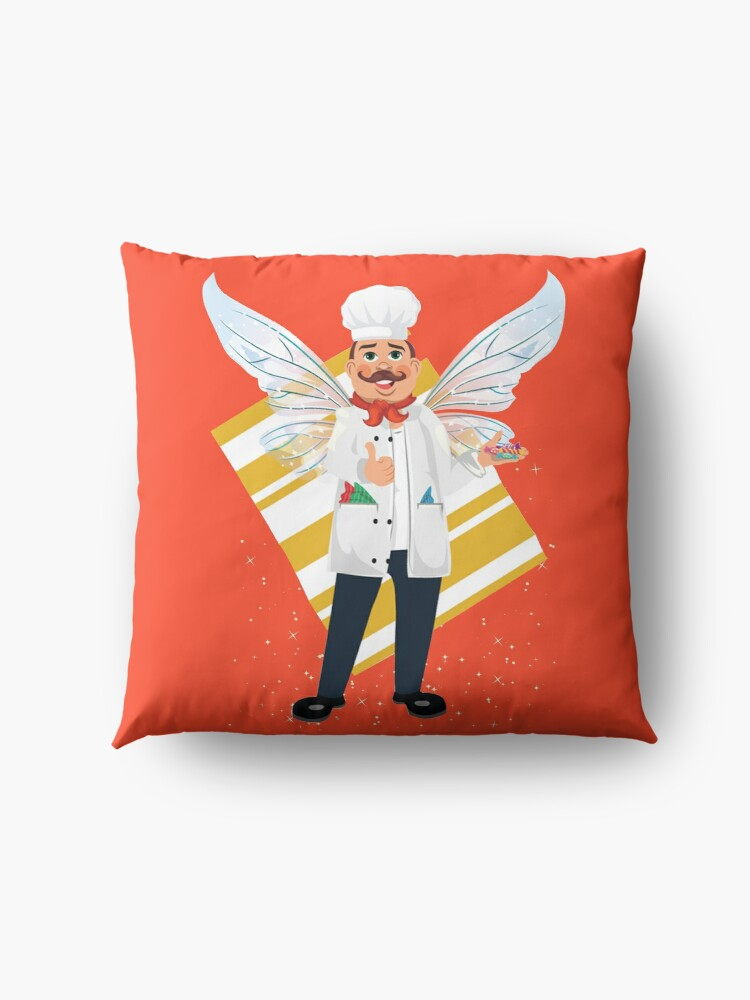 Alternate view of Bubba The Head Candy Taster Fairy™ Floor Pillow
