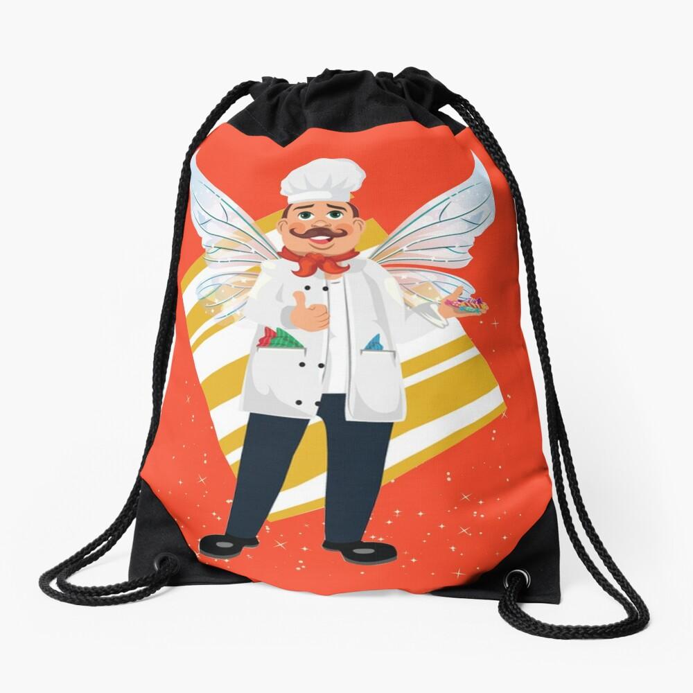 Bubba The Head Candy Taster Fairy™ Drawstring Bag