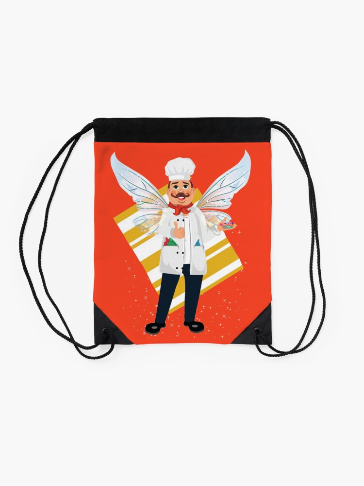 Alternate view of Bubba The Head Candy Taster Fairy™ Drawstring Bag