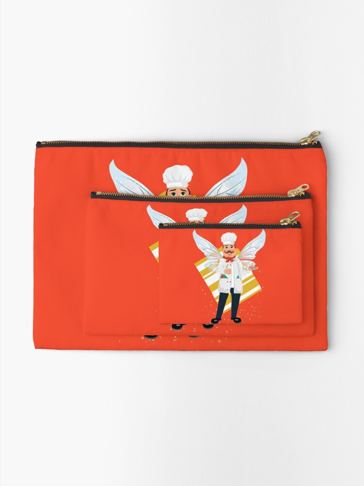 Alternate view of Bubba The Head Candy Taster Fairy™ Zipper Pouch