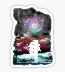 The Great Beyond Sticker