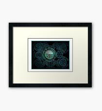 ©DA Virus Framed Print