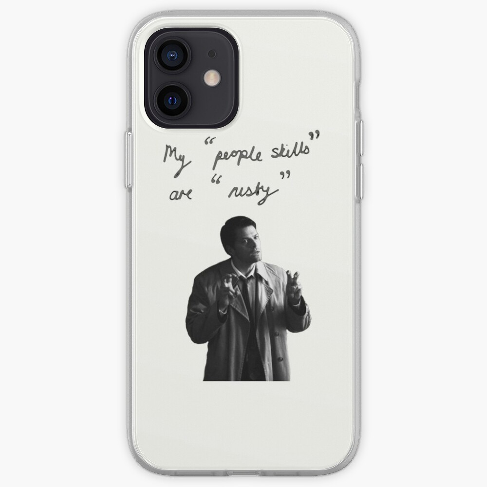 """My """"people skills"""" are """"rusty"""" Ipod iPhone Case & Cover"""
