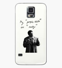 "My ""people skills"" are ""rusty"" Ipod Case/Skin for Samsung Galaxy"