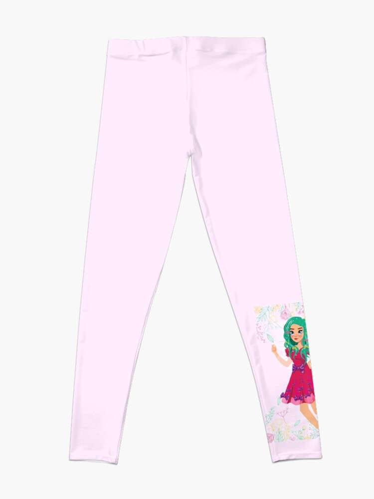 Alternate view of Ruby The Ribbon Fairy At Play™ Leggings