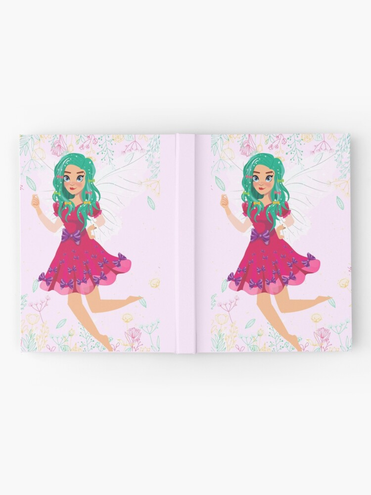 Alternate view of Ruby The Ribbon Fairy At Play™ Hardcover Journal