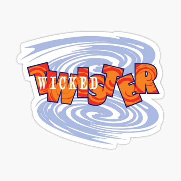 Wicked Twister Cedar point Sticker