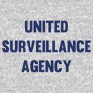 United Surveillance Agency by EdwardDunning