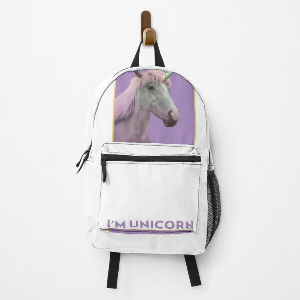 im unicorn Backpack