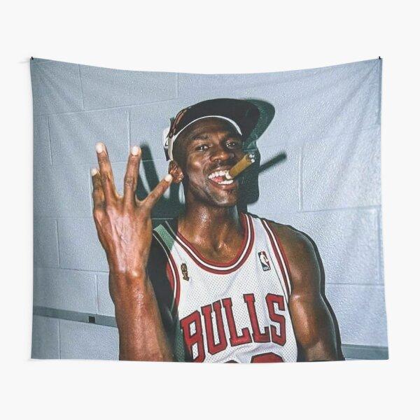 1998 Michael Jordan Cigare Tentures