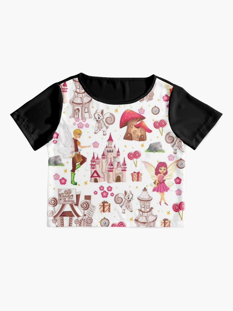 Alternate view of Tommy Tinker's Magical Fairy Kingdom™  Chiffon Top