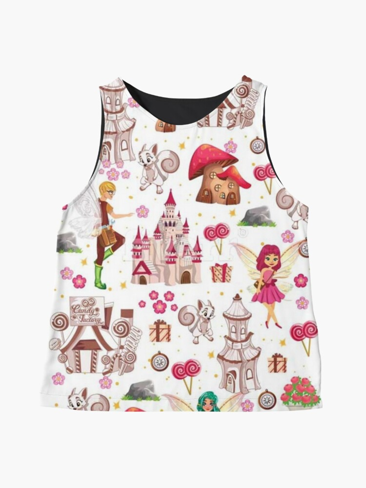 Alternate view of Tommy Tinker's Magical Fairy Kingdom™  Sleeveless Top