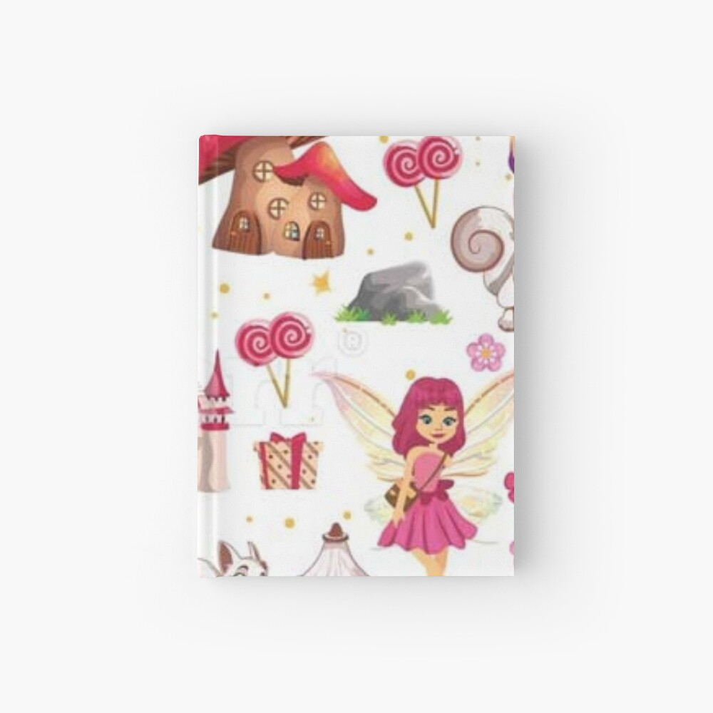 Tommy Tinker's Magical Fairy Kingdom™  Hardcover Journal