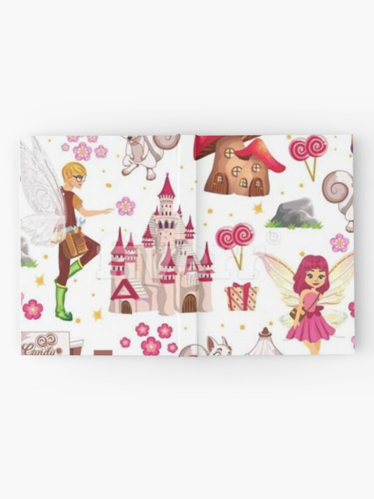 Alternate view of Tommy Tinker's Magical Fairy Kingdom™  Hardcover Journal