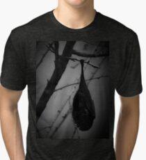 Bat Tee/Hoodie Tri-blend T-Shirt