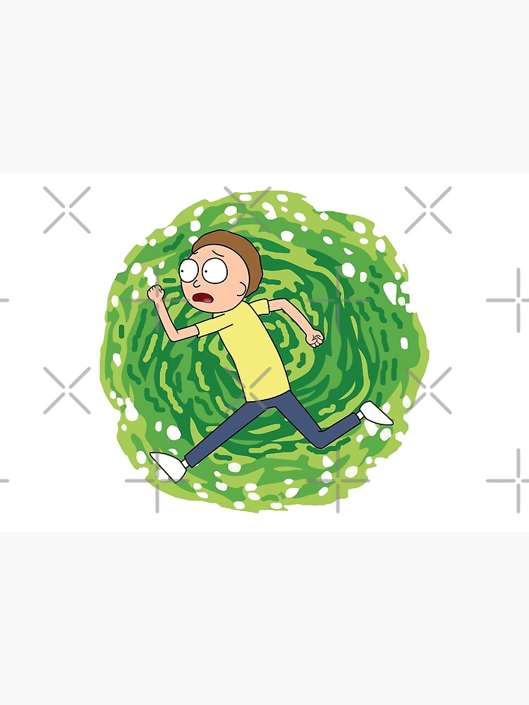 Rick and Morty™  Morty Smith by kidcartoon