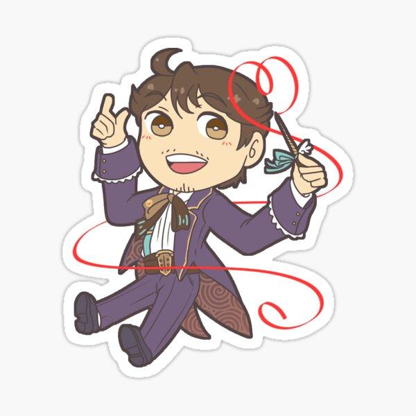 TON10Fest Chibi Sticker