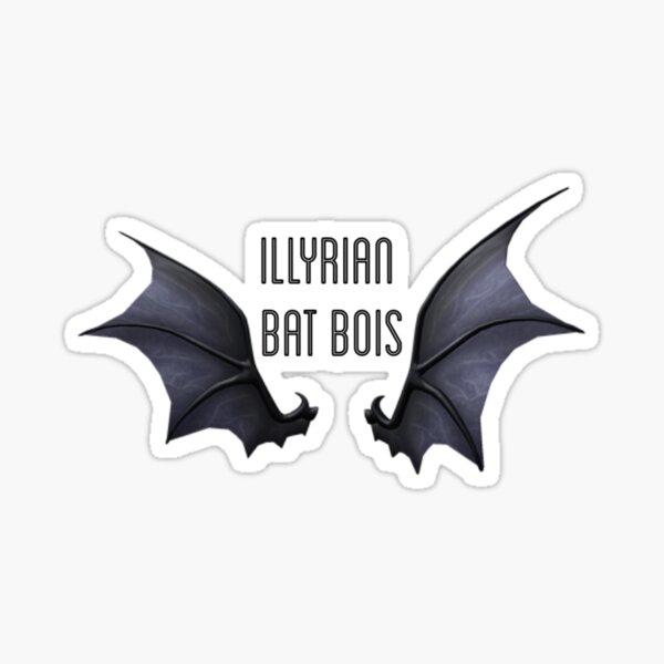 Bat Bois Sticker