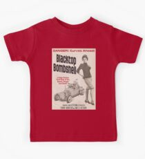 Black Top Bombshell Kids Clothes