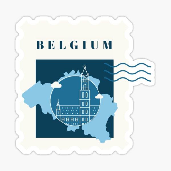BELGIUM DREAM Sticker