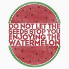 Watermelon by freakedoutgeek