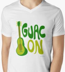 Guac on! Men's V-Neck T-Shirt