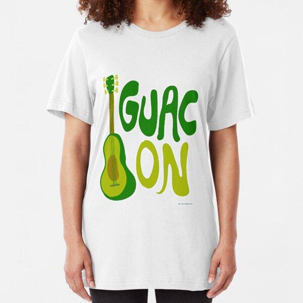 Guac on! Slim Fit T-Shirt