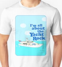 All About the Yacht Rock  T-Shirt