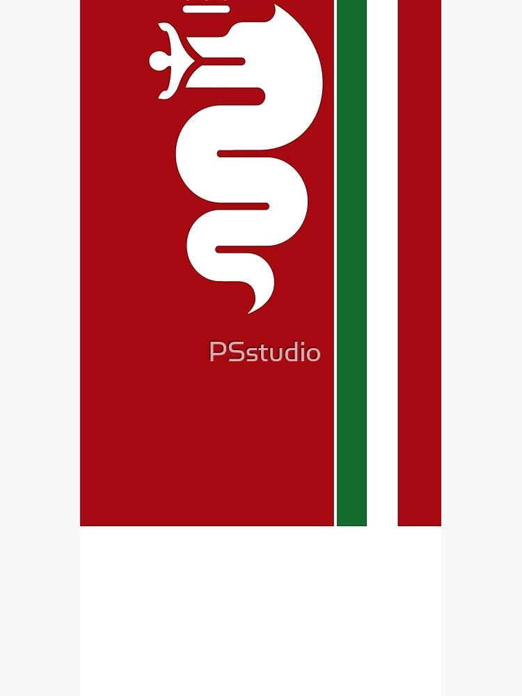 Alfa Romeo Biscione by PSstudio